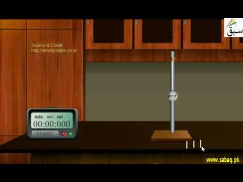 Prove that period of pendulum is independent of amplitude