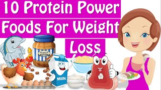 Foods High In Protein, List Of High Protein Foods