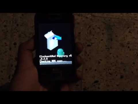 How to Install Samsung GT S6102 Original Firmware Restore with Out P.C