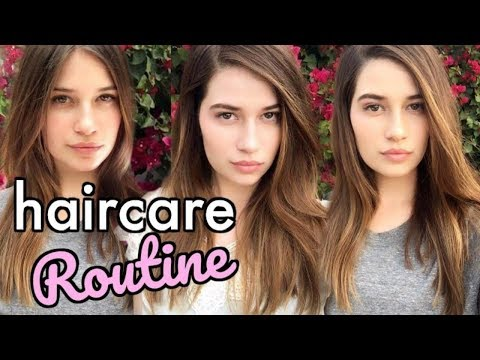 My Haircare Routine for Long, Healthy Hair!