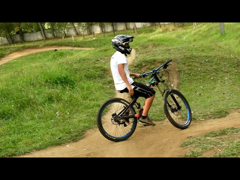 MTB Dirt Jumping Edit | Luis Olivares
