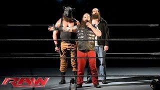 """Bray Wyatt thanks Sister Abigail for her """"gift"""": Raw, Aug. 31, 2015"""