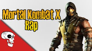 "MORTAL KOMBAT X Rap by JT Music and Rockit Gaming - ""Fatalities"""
