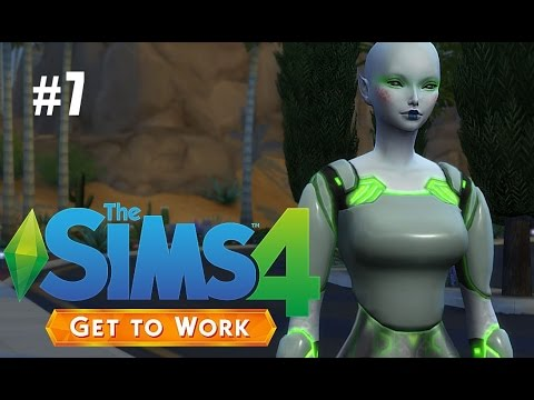 Sims 4 Gameplay: Get To Work (RETAIL) P7 - One More Employee Please