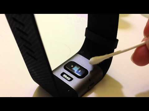 How to Clean Your Fitbit Surge or Charge