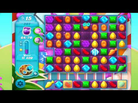 Candy Candy Soda Saga Level 302 How Turtle Works!