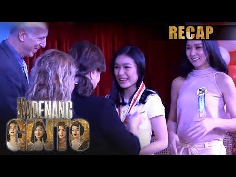 Cassie wins Maxwell Prime | Kadenang Ginto Recap - PakVim net HD