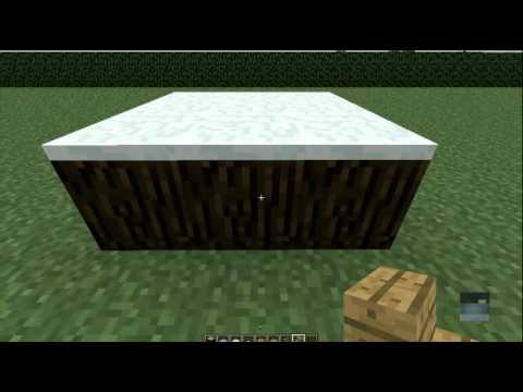 Minecraft: Creative Tips & Tricks - Number 4 - Tables & Chairs & Stools, Oh my!