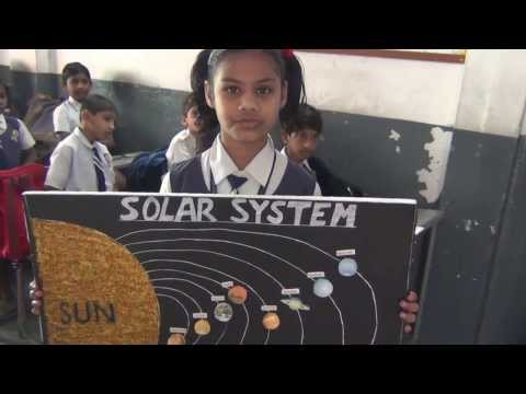 SCIENCE PROJECTS BY CLASS 4 1