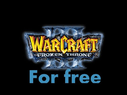 warcraft 3 reign of chaos no cd crack free download