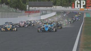 iGPFun F3 VRS Round 5 Race Highlights
