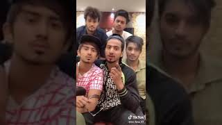 After this video mr.faisu video got deleted from zee music company YouTube channel abp news
