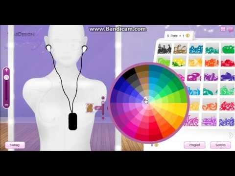 Stardoll Design Jewelry - iPhone :)