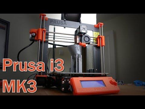 Original Prusa i3 MK3 Honest Review