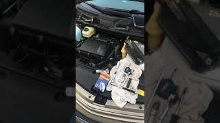 2010-2015 Toyota Prius Intake Manifold cleaning - PakVim net