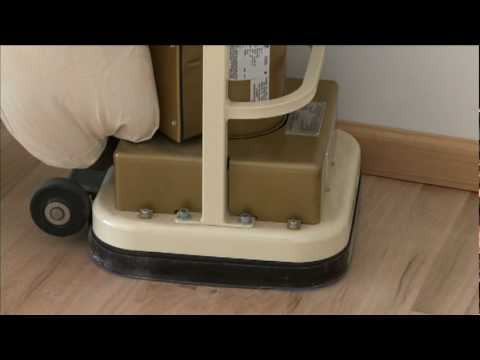 USAND Hardwood Floor Sanding instruction video