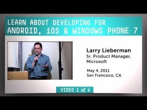 Intro to Windows Phone 7