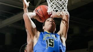 Mountain West Basketball Top 3 Plays Of The Week | January 15, 2017