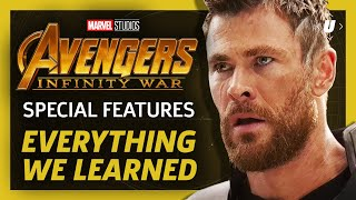Everything We Learned From Avengers: Infinity War