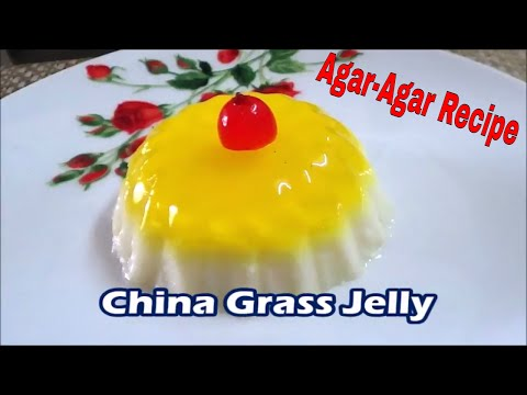 China Grass Jelly