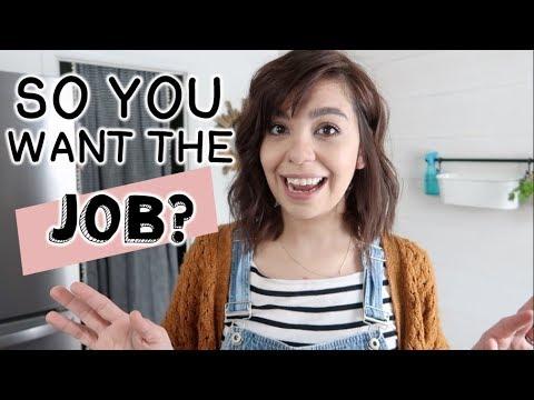 So You Want the Job? | Teacher Vlog