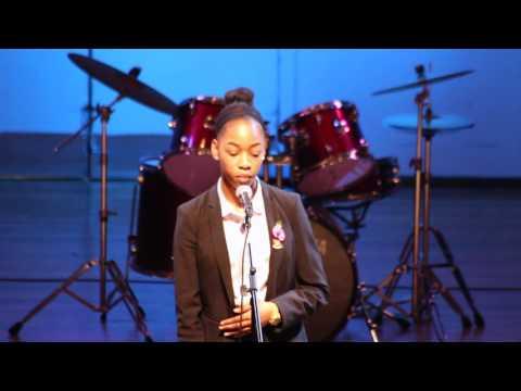 Leonie - Dartford Grammar School Talent Show 2016