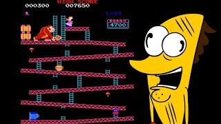 Taco-Man Plays Donkey Kong 64 (N64)