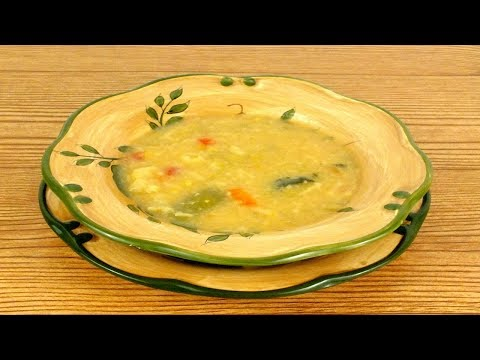 How To Make A Quick  Vegetable Soup Recipe