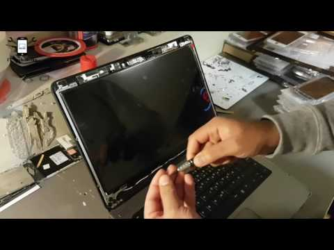 How to: HP Probook 640 LCD replacement