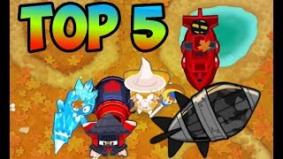 Bloons TD 6 - ICICLE IMPALE - 5TH TIER ICE
