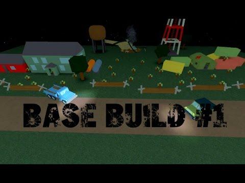 Roblox: Apocalypse Rising Base-Build #1