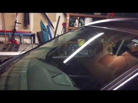 Retractable Tennis Ball Garage Stopper