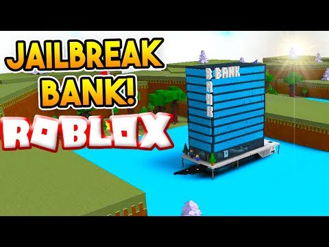 BANK (From Jailbreak)   Build A Boat For Treasure ROBLOX