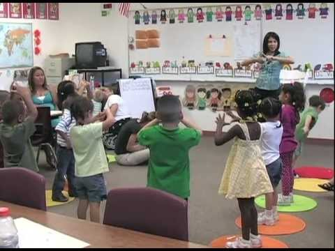Parent-Child Kindergarten Readiness - Creighton School  District, Phx. AZ.