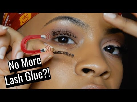Trying Magnetic Lashes | Hit or Miss?