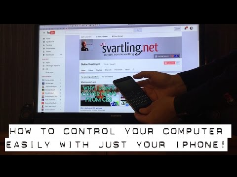 How to control your Mac with just your iPhone - no need for keyboard and mouse