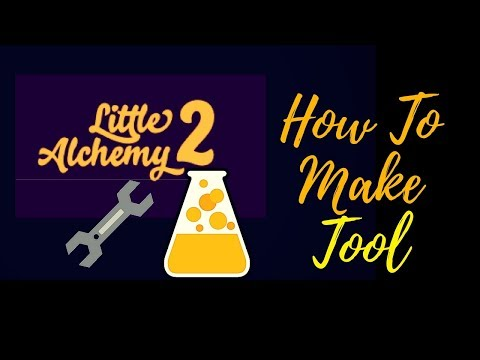 Little Alchemy 2-How To Make Tool Cheats & Hints