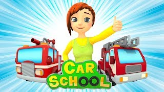 #Kinder #Zeichentrick 🏫 Alle Episoden von Marias Autoschule 🚒 🚗 Zeichentrickfilm auf Deutsch