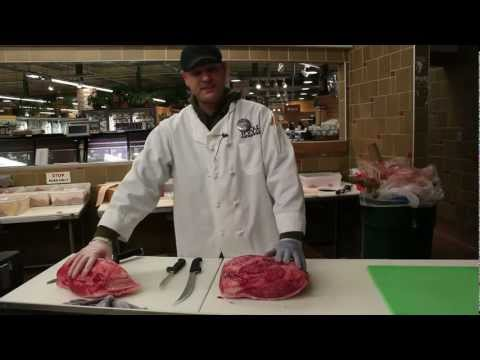 How To Cut a Sirloin Steak