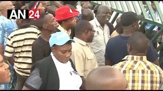 BREAKING NEWS: DSS, POLICE  TAKE OVER NATIONAL ASSEMBLY,  BLOCK ALL THE ENTERANCE
