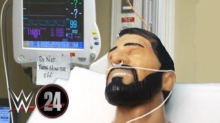 WWE 24: Seth Rollins - Redesign. : WWE EWWrestling
