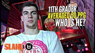 Joe Girard III 11th Grader Averaged 50 PPG This Season! NY