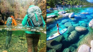 12 Most Beautiful Places Where The Water Is Crystal Clear