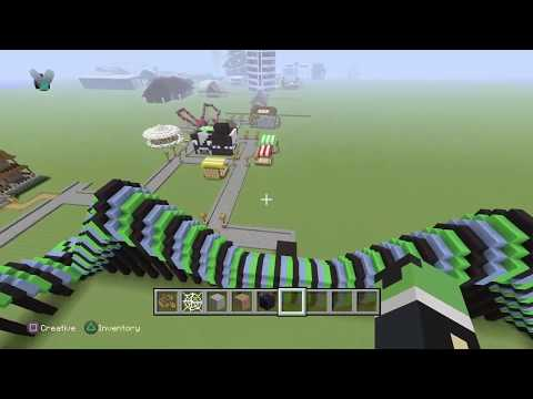 How to cure a zombie villager on minecraft (PS4)