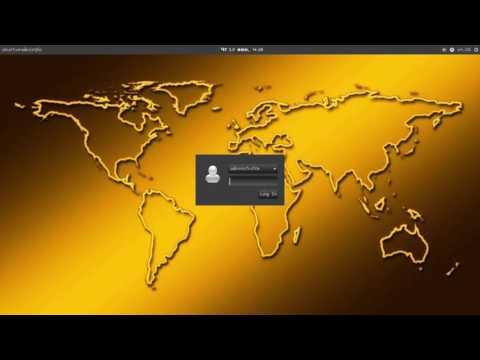 Personalize the Login Screen in Ubuntu Mate 16.04