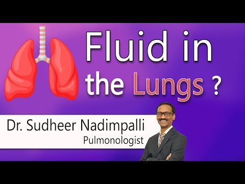 Hi9 |  Fluid in the Lungs ? - Dr. Sudheer Nadimpalli, Pulmonologist