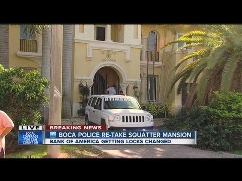 Andre Barbosa, adverse possession mansion squatter update