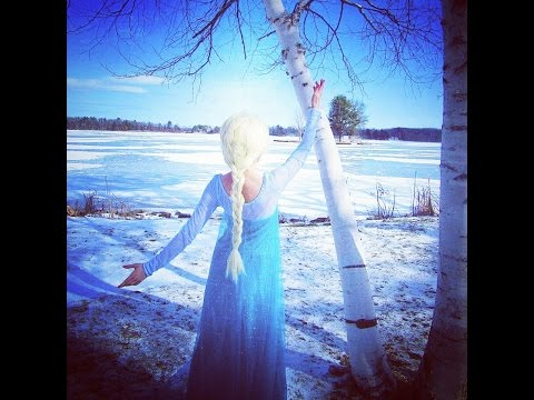 DIY Cosplay ~ How to make Elsa's Shoes from Frozen