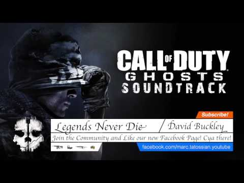 Call of Duty Ghosts Soundtrack: Legends Never Die