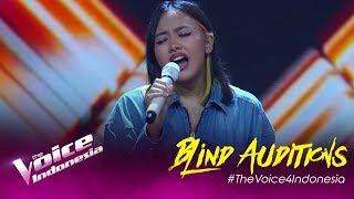 Naja Gravity 7C Blind Auditions 7C The Voice Indonesia Gtv 2019